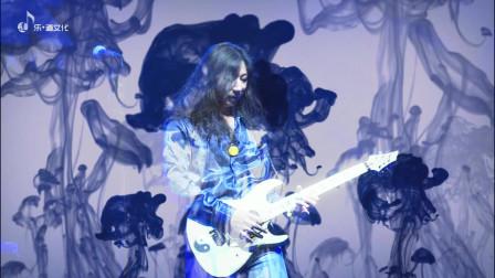 【电吉他】纪斌 电吉他solo 《净琉璃》专辑曲目《神的呢喃》