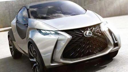 时尚感十足!雷克萨斯推出一款微型车,车子内部是非常豪华!