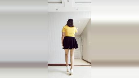 网红步子舞《你是我拒绝别人的理由》32步