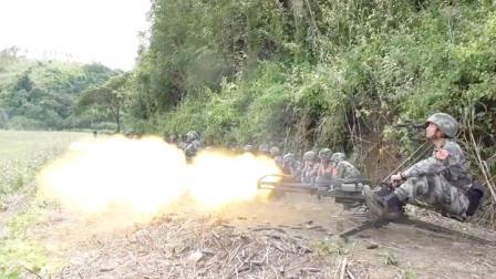 央视公布中国重机枪生产线:配件摆满货架,一发子弹能打断人腰