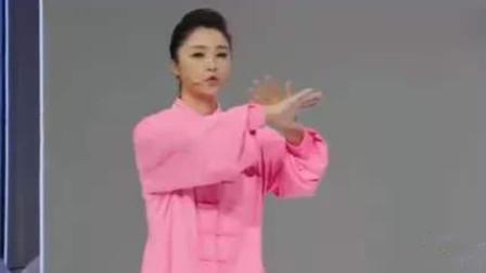 邱慧芳24式太极拳教学讲解