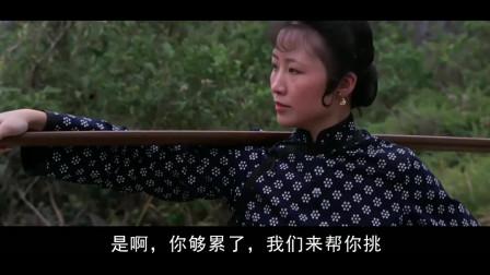 唐山五虎:小混混们在后面不怀好意,寡妇一出手他们怂了!