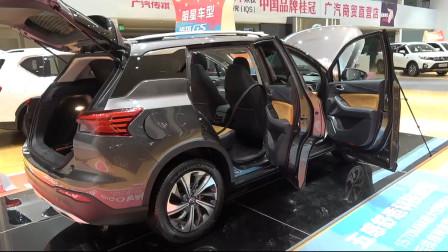 广汽传祺第二代GS4优化解析篇-0991车评中心