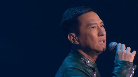 张家辉翻唱中文歌,普通话还那么标准,又一个被演戏耽误的歌手