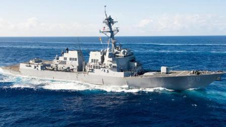2艘美战舰擅闯南海,南部战区强硬警告:停止冒险,以免发生不测