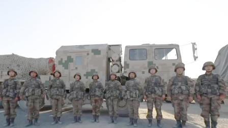 谁说女子不如男!中国女子导弹分队现身戈壁大漠,平均年龄20岁