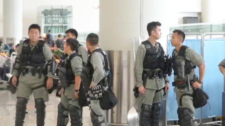 因非法持有弹药,外籍人士在香港机场被捕,或将面临最高14年监禁