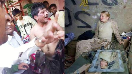 谁也挡不住:印度男子闯入美军营地宿舍,侵犯24岁美国女兵