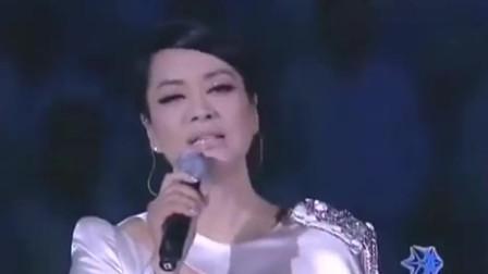 毛阿敏清唱《掌声响起来》惊艳全场,这唱功秒杀一切