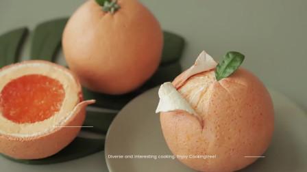是橘子还是奶酪蛋糕,你能看出来吗?