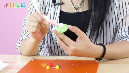 手工制作DIY马卡龙蛋糕第7期