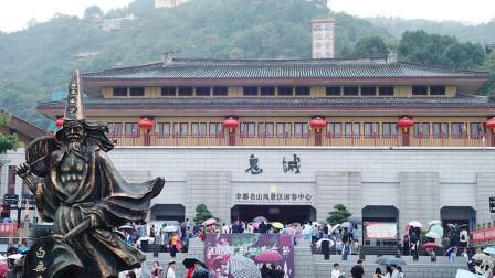 """中国最""""诡异""""的景区,白天人山人海,晚上却没人敢去!"""