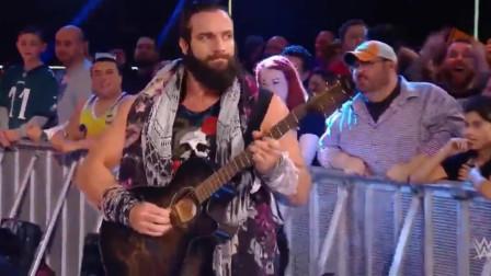 wwe2016皇家大战 WWE《皇家大战2018》30人淘汰赛 约翰塞纳出场便遭围攻