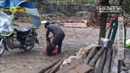 疯狂父亲用钢筋抽打女孩,用摩托车拖行女孩近百米,让人难以置信