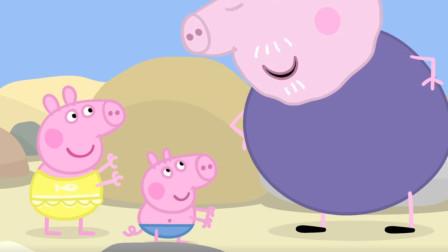 乔治最近有些咳嗽 小猪佩奇今天给他做一份冰糖金桔 玩具故事
