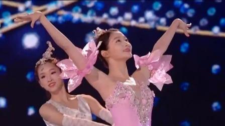 第28届金鸡百花电影节 关晓彤钟楚曦化身芭蕾舞者,唯美舞蹈仙气十足