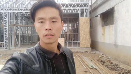 河南农村建造两层轻钢小别墅,不用一砖一瓦,造价30万够吗?