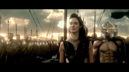 《帝国崛起》斯巴达人宁愿也不做,最后十分钟的拼是整个电影的高潮。