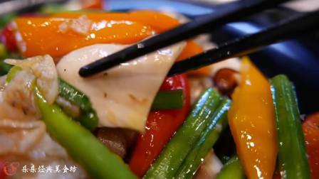街头海鲜小吃, 巨型章鱼, 外表不美, 但是味道鲜美:Japan