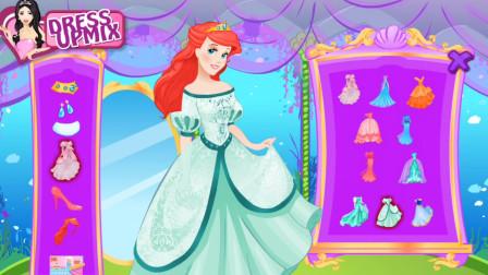 芭比小公主装扮 女孩装扮游戏