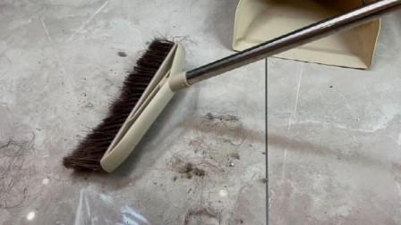清水拖地等于白拖,教你简单一招,地面干净,持久不落灰
