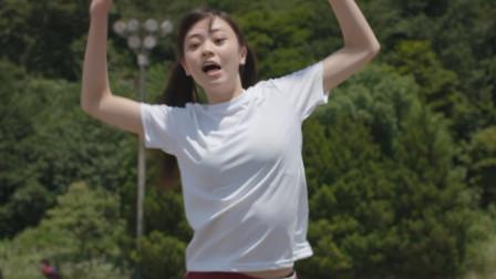谷阿莫:四名女高中生被丧尸困在校园里却谈笑风生过活2019《学园孤岛真人版》