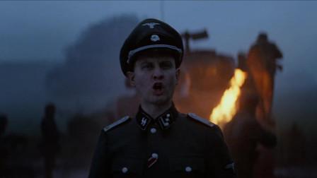 二战猛片《狂怒》,盟军坦克孤军奋战,深入德军腹地作战