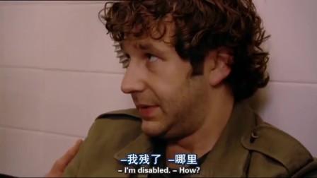 搞笑片段:男子上个厕所,也能从马桶上摔下来