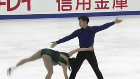 共度晨光 2019 世界花样滑冰大奖赛:隋文静 韩聪收获双人滑冠军
