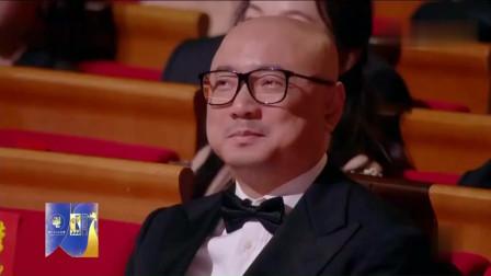 2019金鸡奖:黄渤花式调侃徐峥,为拍电影熬没了头发