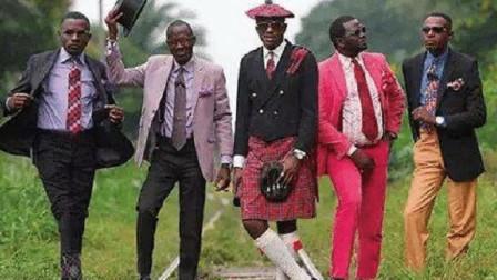 """非洲的""""富豪""""有多少钱?白天穿名牌炫耀,晚上只能吃剩饭"""
