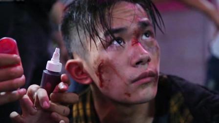 少年的你:千玺嘴里藏刀片这段,反复看了10遍,演技完全炸裂!