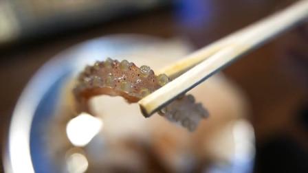 日本人喜欢生吃鱿鱼,咀嚼时触手还在动,不怕寄生虫吗