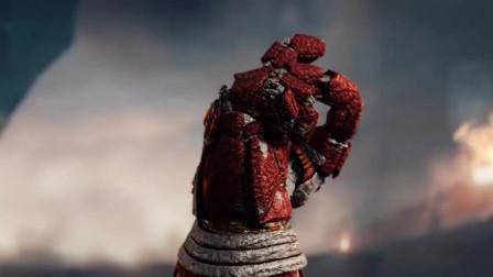 复仇者联盟黑暗结局:托尼被,灭霸打了一个响指!