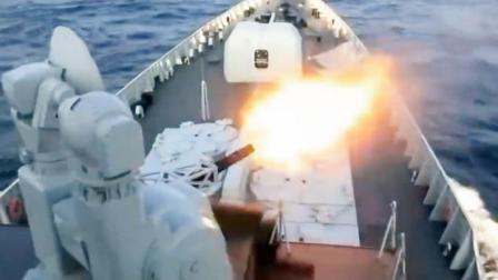 央视探访全新深圳舰:32筒垂发提升防空作战能力,罕见拥有双机库