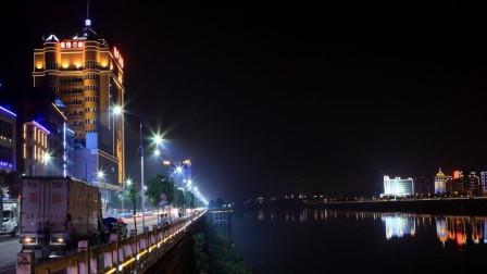 地图里看区域发展,福建省南平市建阳区城市建设进程