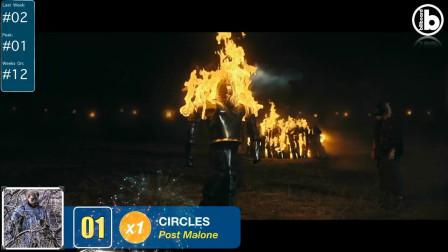 【猴姆独家】鸡冻cry!马龙夺冠了!2019年第48期美国Billboard单曲榜大首播