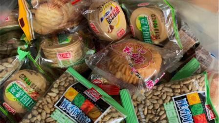 吃播【地瓜】零食大礼包(沙琪玛 饼干 蜜三刀 桃酥 绿豆糕...零食是快乐源泉!