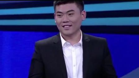 男嘉宾上非诚勿扰舞台,黄磊孟非主动向前握手,网友:什么来头?