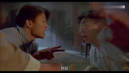 电影:调皮捣蛋小僵尸!趁着英叔不在乱玩法器, 差点要了自己小命