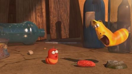 吃了辣椒的大黄人生瞬间巅峰高潮了!爆笑虫子搞笑游戏