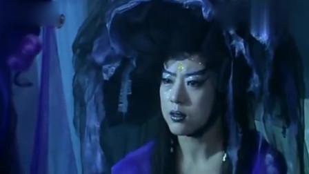 《人鬼情缘》宁采臣终于找到聂小倩的坟她可以不受鬼姥控制了!
