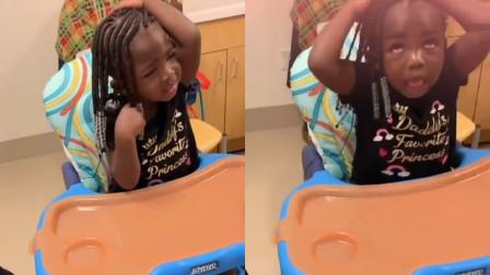 聋哑宝宝首次听到父母声音,反应令众人泪目,网友:这画面太暖了
