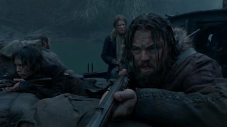 《荒野猎人:印第安人这些冷兵器,你才能明白《荒野猎人》道具组的用心!
