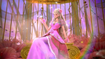 叶罗丽第七季,灵公主才是最终boss,曼多拉也被她骗了