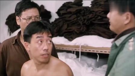 《监狱风云》爆笑一段,发哥演技炸裂,普通一个表情就成经典!