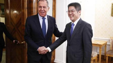美国遏制注定失败!中俄太空新战略合作将开启,外交部副部长表态