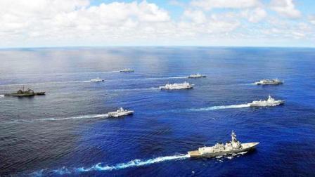 印度开启最大规模海军演习,美俄等41国海军受邀参加,却没有中国