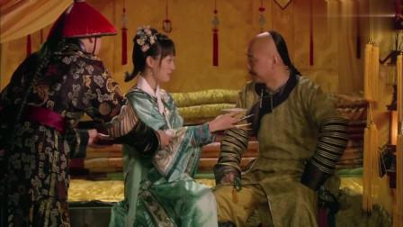甄嬛传:皇上突然给甄嬛吃一碗生饺子,愣了一下甄嬛立马害羞了!