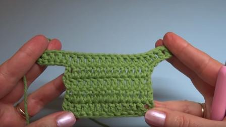 学好编织离不开编织小技巧,长针织片双侧加针技巧,让你脑洞大开